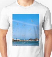 Birds on the sky T-Shirt