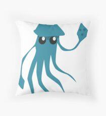 Squid Buddy Dekokissen