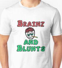 Brainz and Blunts T-Shirt