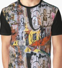 Urban Art Gallery Graphic T-Shirt