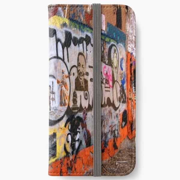 Urban Art Gallery iPhone Wallet