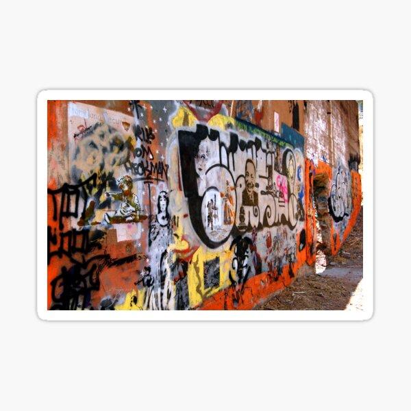 Urban Art Gallery Sticker