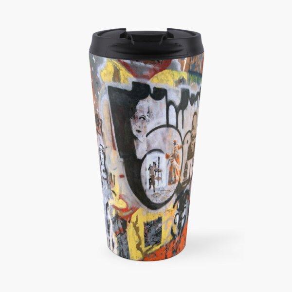 Urban Art Gallery Travel Mug