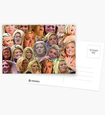 THE MANY MOODS OF GEMMA COLLINS  Postcards