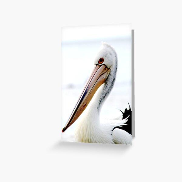 What a Beak! Greeting Card