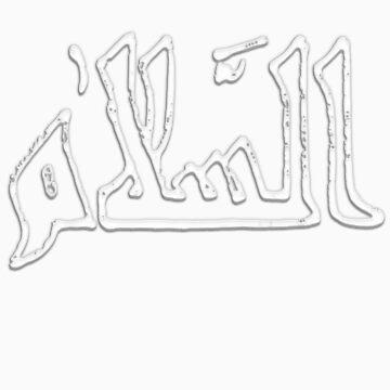 Salam = Peace by NuhSarche