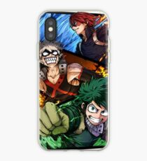 Boku no hero Academia - My hero Academy iPhone Case