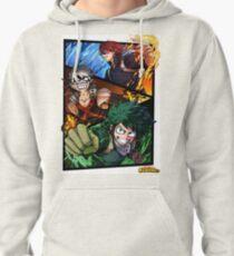 Boku no hero Academia - My hero Academy Pullover Hoodie
