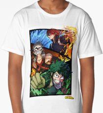 Boku no hero Academia - My hero Academy Long T-Shirt