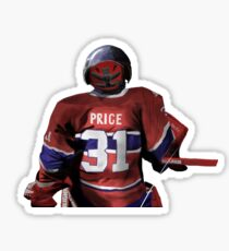 Carey Price Sticker
