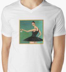 MBDTF Ballerina Men's V-Neck T-Shirt