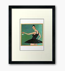 MBDTF Ballerina Framed Print