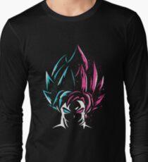 Super Saiyan Blue and Super Saiyan Rose T-Shirt