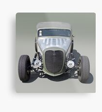1934 Ford 'Performance Coupe' 6 Metal Print