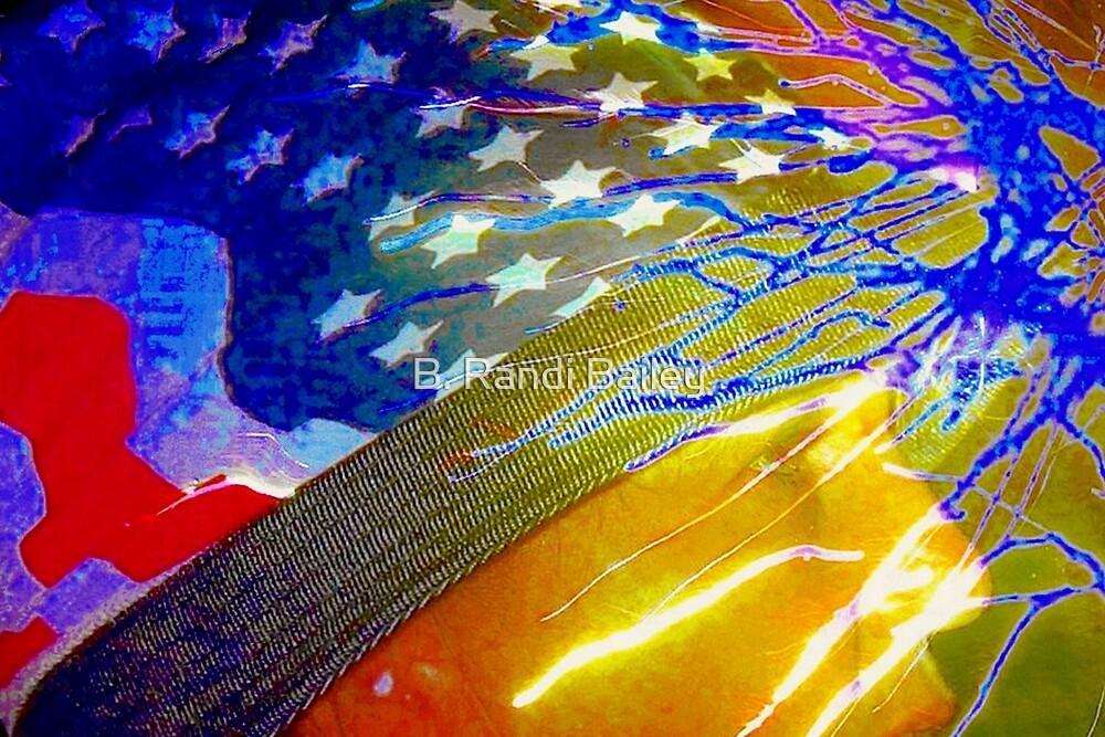 American beauty, through celebration and sorrow by ♥⊱ B. Randi Bailey