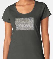 Bomb Shelter Women's Premium T-Shirt