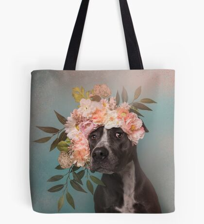 Flower Power, Max 2 Tote Bag