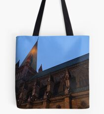 Nidaros Cathedral - Trondheim, Norway Tote Bag