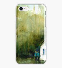 Poconos,  Green, Spring and fun iPhone Case/Skin