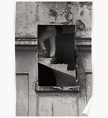 Window of opportunity. Poster