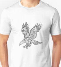 Ornate Eagle  T-Shirt