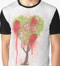 Painting the roses red Graphic T-Shirt