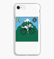 Bicycle Day iPhone Case/Skin