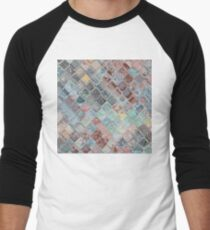 Colorful Abstract Tiles T-Shirt