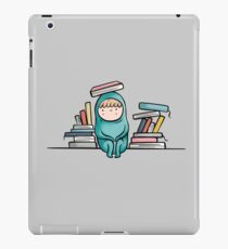 Book Reading Introvert Problems iPad Case/Skin