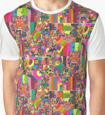 MELINDA'S PORTRAIT REMIX Graphic T-Shirt