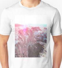 Pink mountain T-Shirt