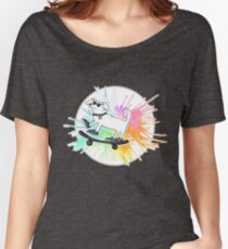 Cool Dog Women's Relaxed Fit T-Shirt