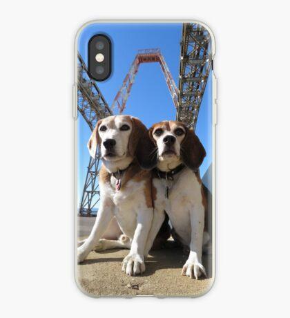 Indomitabeagle iPhone Case