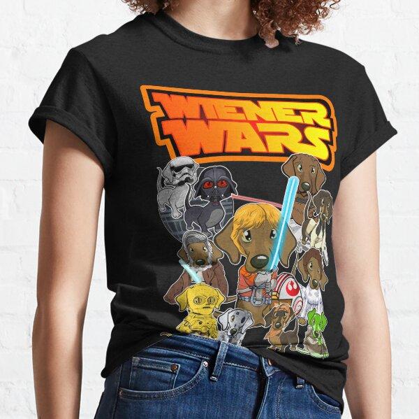 Wiener Dog Wars Classic T-Shirt