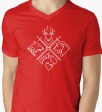 Game of Thrones Houses Men's V-Neck T-Shirt