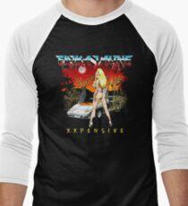 jayne the hot Men's Baseball ¾ T-Shirt