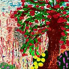 Tree  by Forfarlass