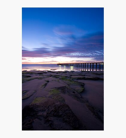 Point Lonsdale Pier at Dawn Photographic Print