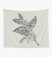 Coffea  Wall Tapestry