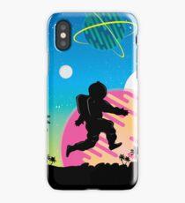 Skipping Astronaut  iPhone Case/Skin