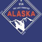 Alaska American States Design by Chocodole
