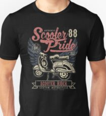 Scooter Retro Vintage T-Shirt