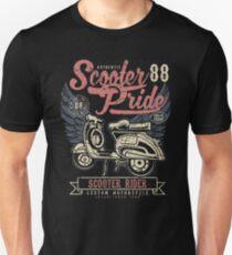 Scooter Retro Vintage Unisex T-Shirt