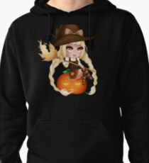 Punkin Chibi Witch - 2017 Pullover Hoodie