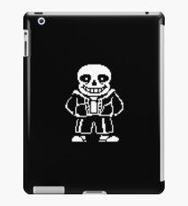 Sans Sprite! iPad Case/Skin