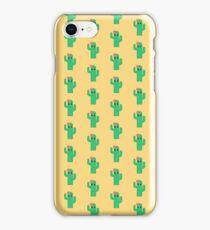 Brenda the Glamour Cactus iPhone Case/Skin