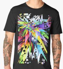Angular Degeneration - Watercolor Men's Premium T-Shirt