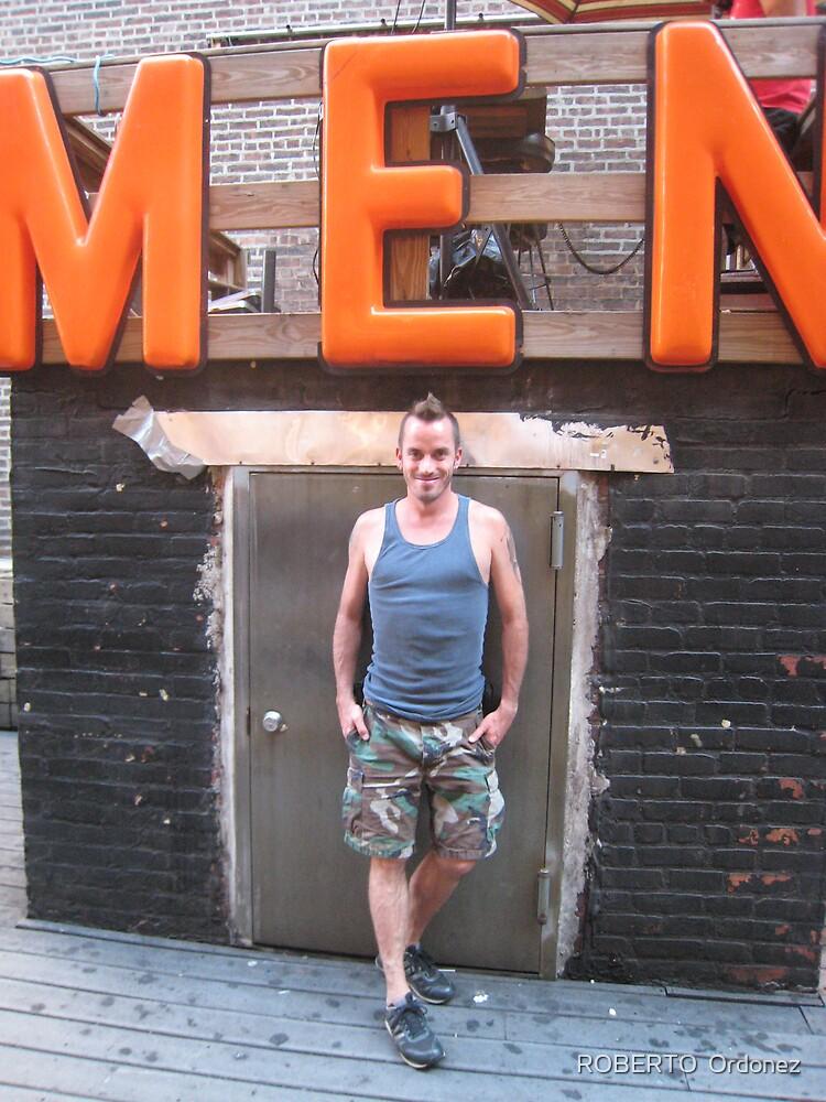 men by Robert Ordonez