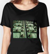 Rustic Church Door Women's Relaxed Fit T-Shirt