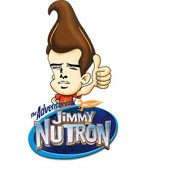 The Adventures of Jimmy NUTron by robayoxd